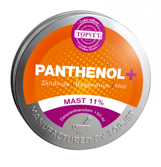 PANTHENOL+ MAST 11% 50 ml - Topvet