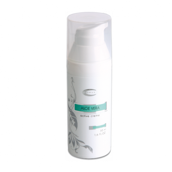 Aloe vera – active cream 50 ml - Topvet