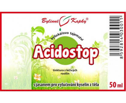 Acidostop 50 ml (extrakt)