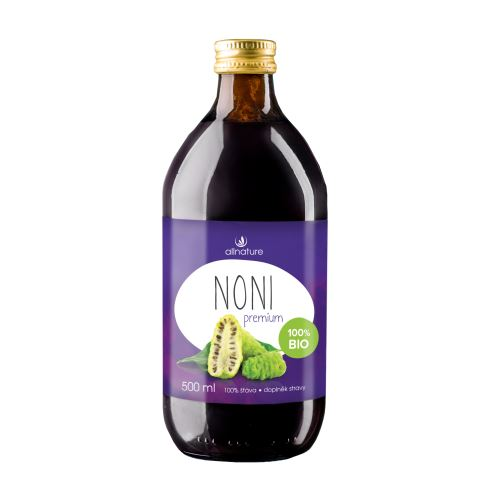 Noni BIO Premium 500 ml Allnature