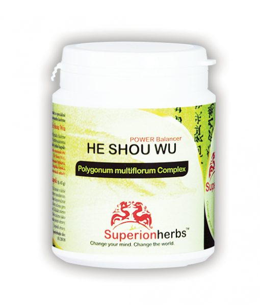 HE SHOU WU – Power Balancer 90kaps. - Superionherbs