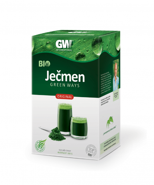 Ječmen BIO 300g - GREEN WAYS