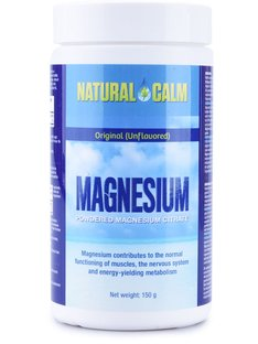 Magnesium Calm 150g - Natural Vitality