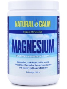 Magnesium Calm 300g - Natural Vitality